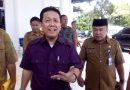 Bupati H.Syahirsah  Menolak Truk Batu Bara Lewati Jalan Kabupaten