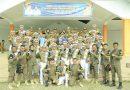 Pemkab Batang Hari Peringati HUT Damkar-Pol PP dan Satlinmas