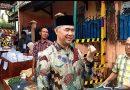 Walikota Fasha Beserta Istri Gunakan Hak Pilih Nyoblos di TPS 13 Sungai Putri