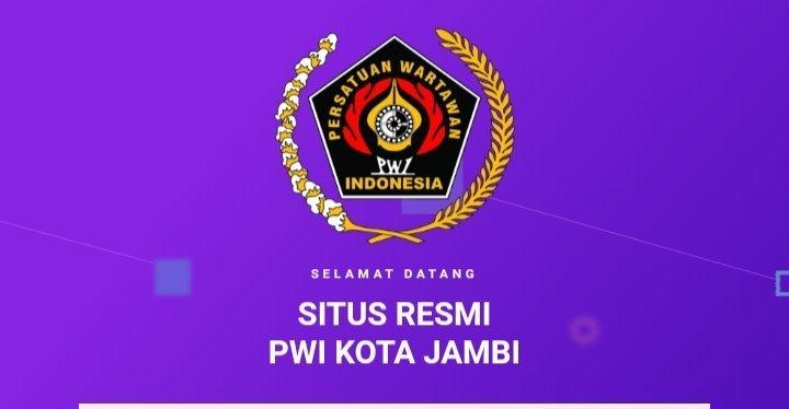 Jelang Pelantikan Pwi Kota Jambi Luncurkan Www Pwikotajambi Com Portal Berita Jambi Terkini Aktual Terpercaya